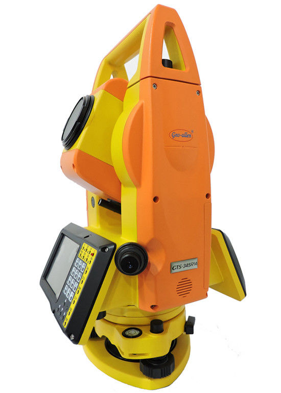 "GTS 340 1"" / 2"" / 5"" serial prismless 600m/1000m total station for survey and construction"